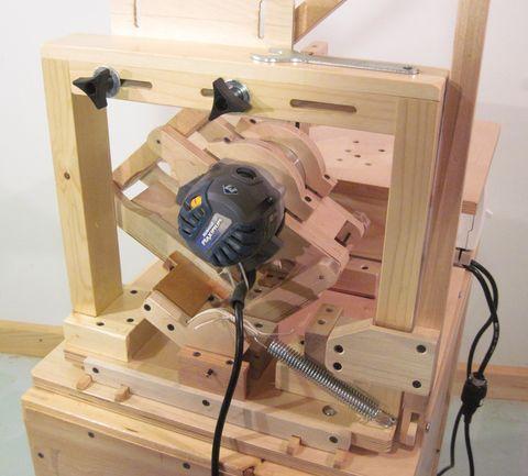 木工机械使用安全须知
