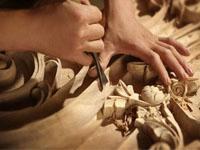 木工岗位的安全检查