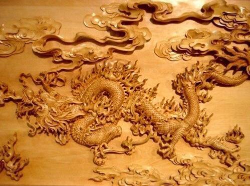 手工木雕工艺