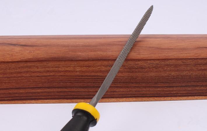 木锉刀及其使用