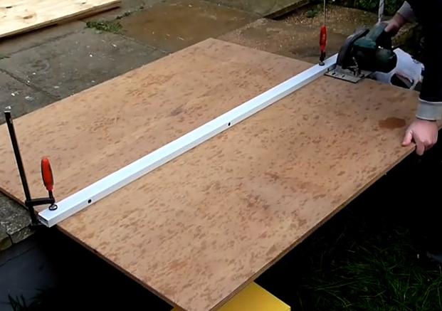 木工桌制作