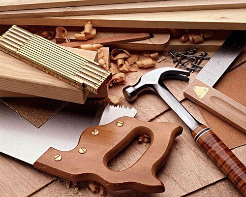 木工刀具的种类及用途