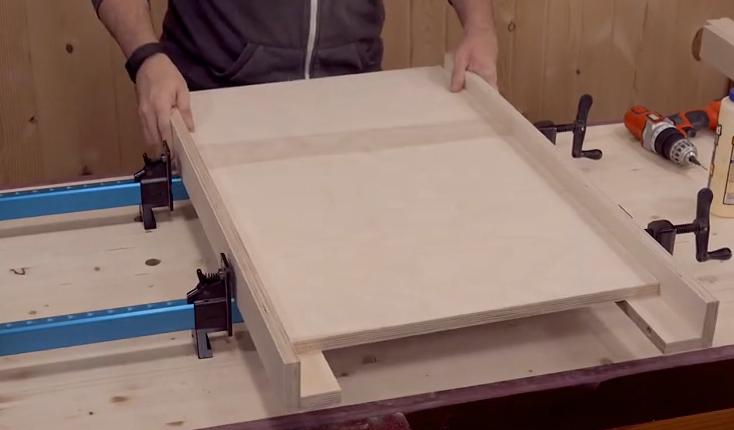 木工 制作柜子