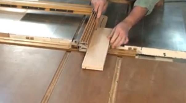 实木橱柜制作