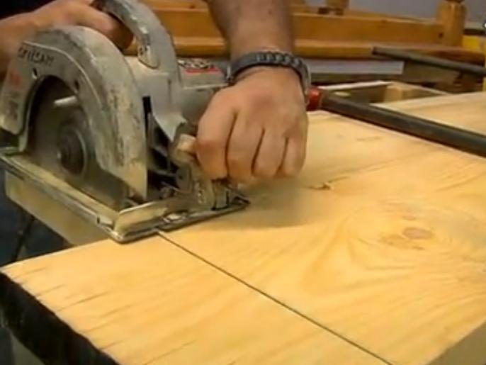 细木工带锯机操作