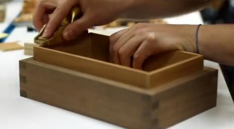 用指接榫做超漂亮的小木盒