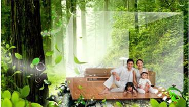 大自然家居与中国林科院木材工业研究所战略合作