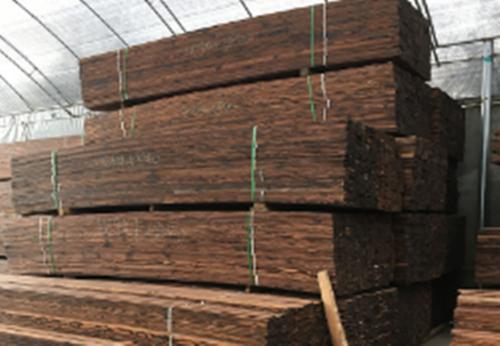 2017年1-11月原木累计进口增加12.5%