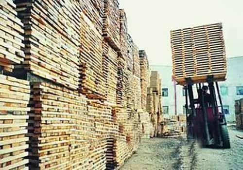 黑龙江沾河林区开展木制品加工企业消防安全检查
