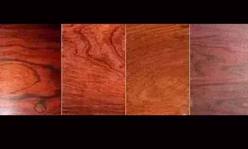 木材知识:大红酸枝、花枝、白酸枝和微凹黄檀