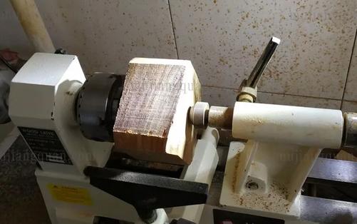 分享木制香炉做法,难点是底部弧度,考验的是打磨匠心!