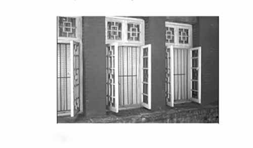 传统木窗的连接方式及其缺陷
