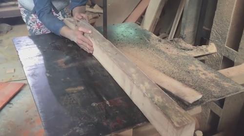 如何制作和组装一张大床