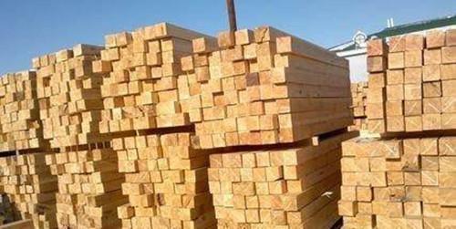 家具需求扩大 带动木材市场消耗