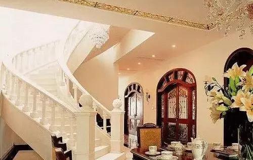 实木楼梯的基本结构