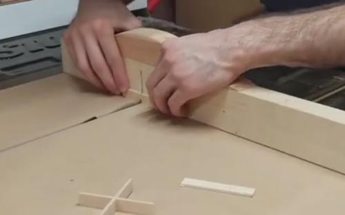 老外学的日本木工感受一下, 这技术放国内是啥水平?