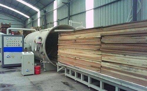 木材干燥前的保护措施