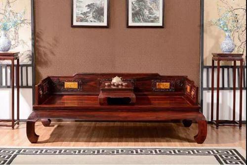 红木家具制造中的这4种造假现象