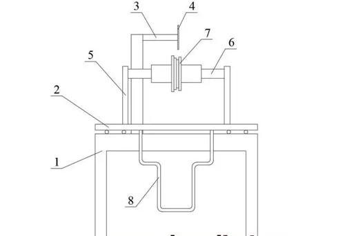 木工刀具刃磨设备专利:一种仿型磨设备