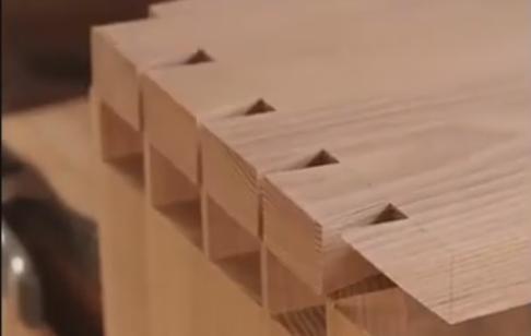 中国年轻人不愿学的木工技术, 日本人把它用到了极致