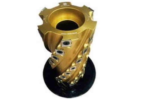 金刚石木工刀具专利资讯:一种舍弃式刀头铝合金刀体预铣刀