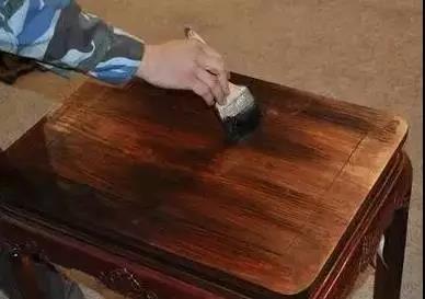 红木家具擦漆、烫蜡、擦油、优劣大PK