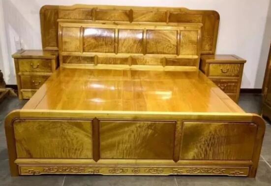 为什么说金丝楠的家具最好?