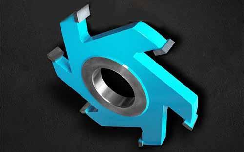 立轴铣刀在设计时要注意的事项