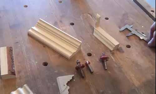 木工镂铣机及刀具应用,电木铣适用
