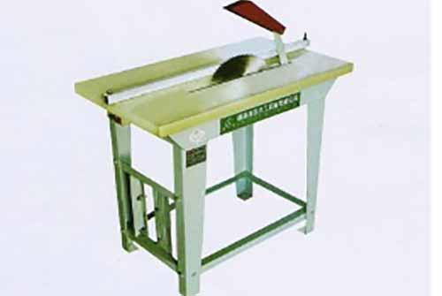木工圆锯修整技术:怎样修理齿槽失调的圆锯