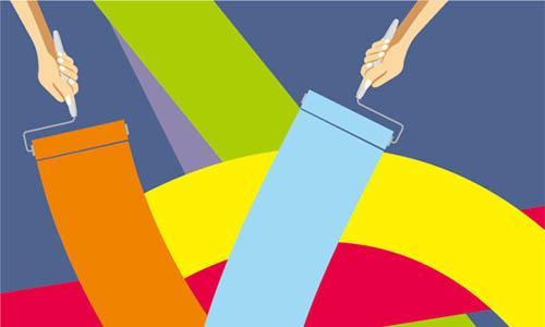 2019年上半年中国涂料行业总产量964.45万吨