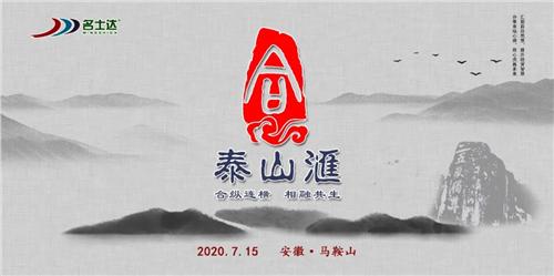 """""""泰山汇""""——直挂云帆济沧海!"""